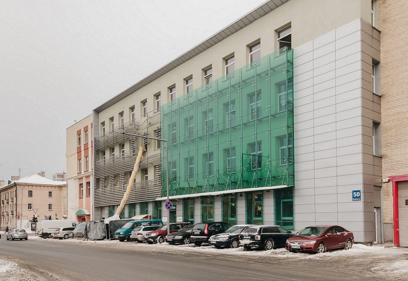 Vytenio g. 48 pastato ankstesnis vaizdas