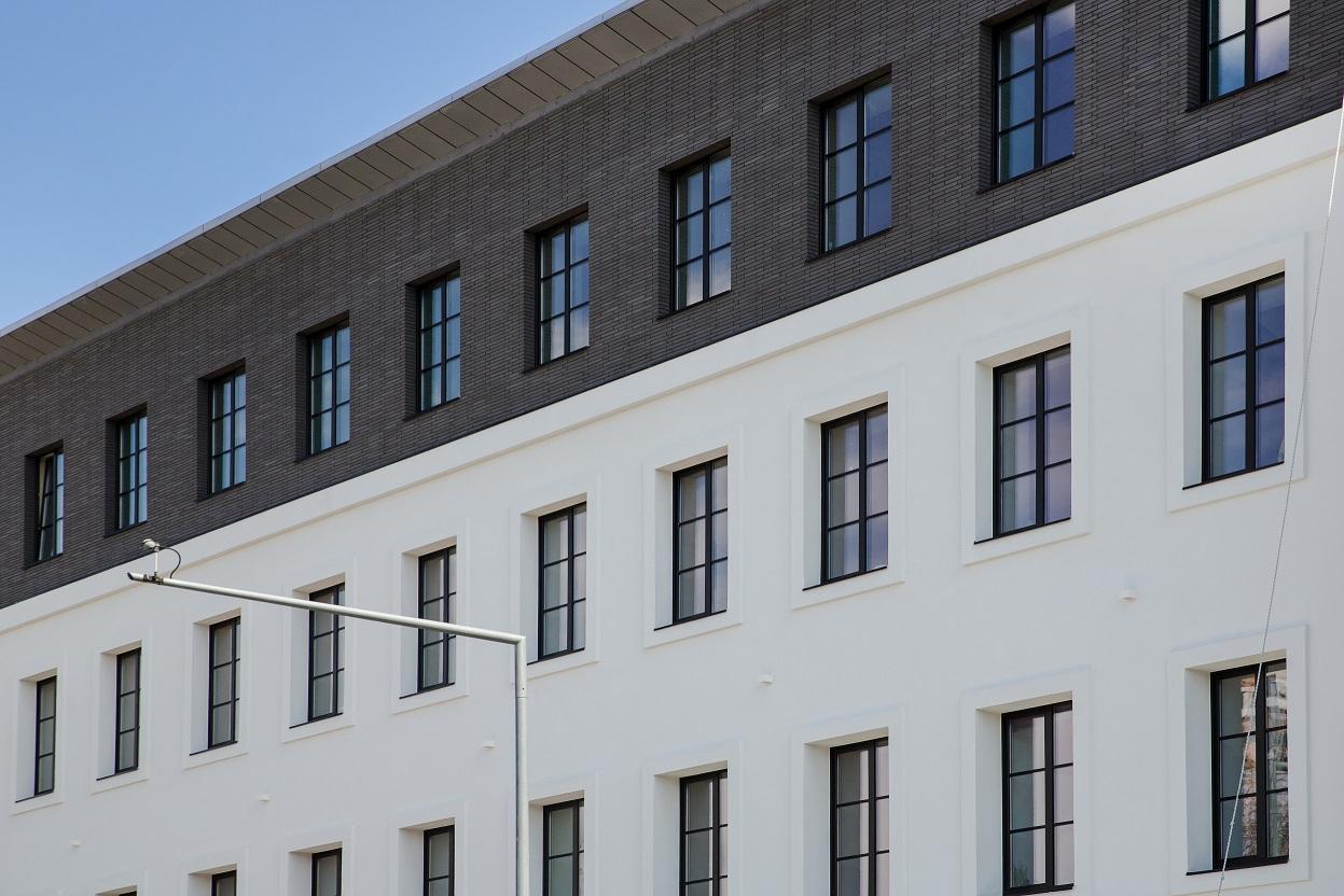 Vytenio g. 48 fasado nuotrauka