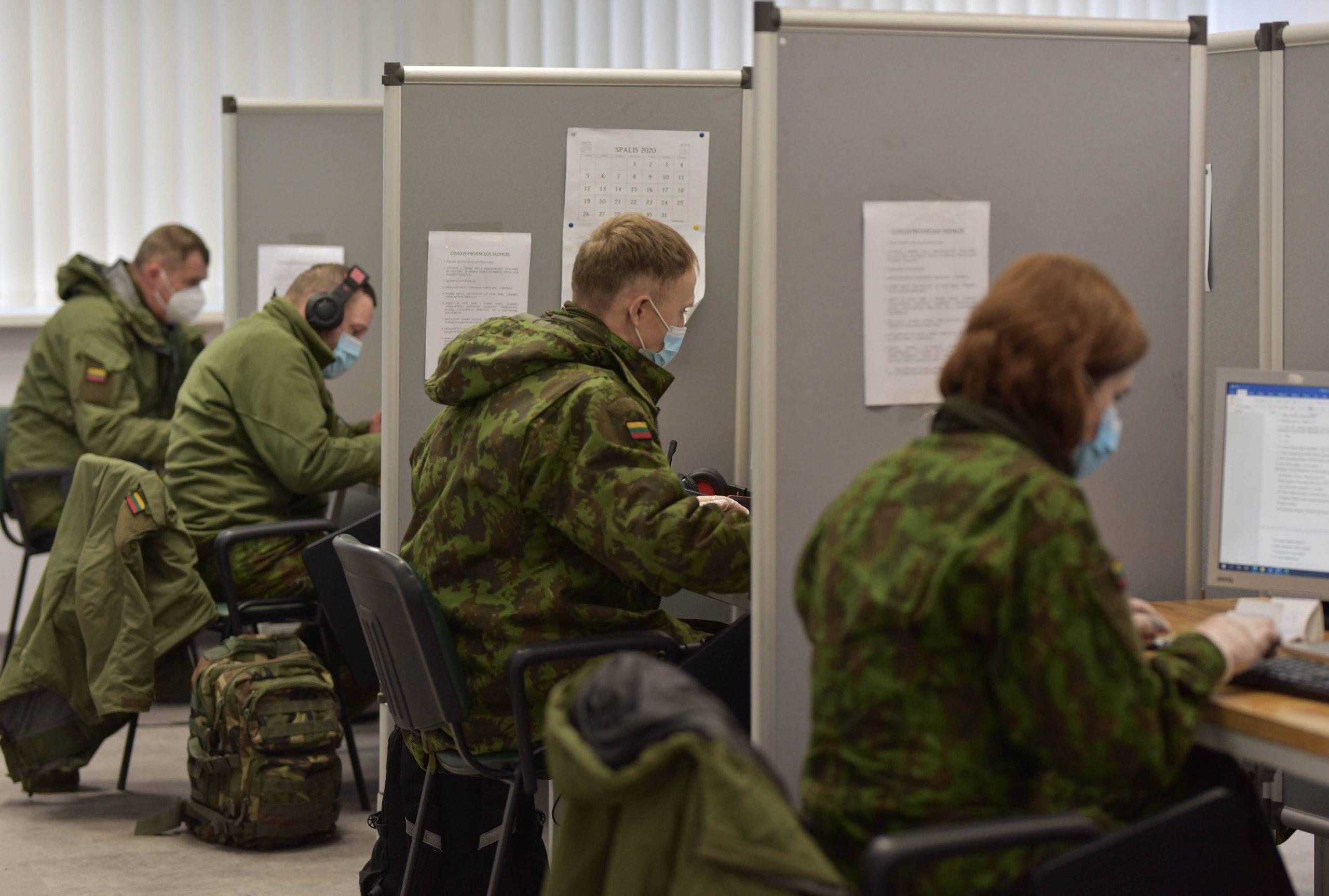 NVSC dirbantys KASP kariai